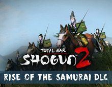 Sega Total War : Shogun 2 - Rise Of The Samurai DLC (SEGA_2571)