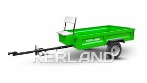 "Прицеп П1700 ""Kerland"""