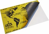 Вибропоглащающий материал Comfortmat Comfort mat G3 - 0,5х0,7 (Толщина 3мм)