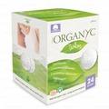Organyc Впитывающие вкладыши для груди, 24 шт (Organyc, female hygiene)
