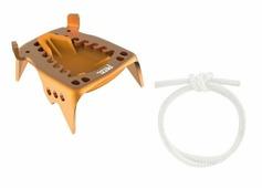Cекция задняя из алюминия для кошек и запасной шнур Petzl Cord-Tec Kit