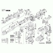 Винт М4х30 1 613 490 017 Bosch (1613490017)