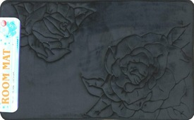 Коврик для ванной 50x80см,арт SH247-24