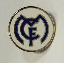 Значок Реал Мадрид эмблема 1908 г.