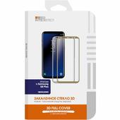 Защитное стекло 3D Full Cover Samsung Galaxy S8 Plus черная рамка