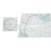 Плоттер навигационный для прокладки маршрута Linex 2810 0 - 360º