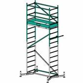 Вышка-тура строительная KRAUSE Climtec 4м (база+одна надстройка) (710116/710130)