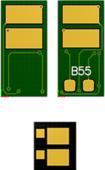 Чип для программирования B55