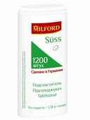 Milford Suss подсластитель, 1200 шт