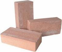 Кирпич керамический рядовой полнотелый одинарный КРО-200, (1п=300шт), шт