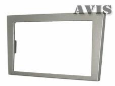 AVEL Переходная рамка AVIS AVS500FR для OPEL ZAFIRA / AGILA(2000-2004) / ASTRA(2001-2004) / OMEGA(2000-2004) / VECTRA(2002-2008), 2DIN (#099)