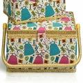 Шкатулка для рукоделия Ателье розово-голубая M Prym 612150