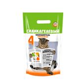 Наполнитель FOUR PETS силикагелевый без запаха, 20кг (50л)
