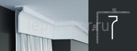 Потолочный плинтус для скрытого освещения Tesori Карниз P 889 (2,0м)