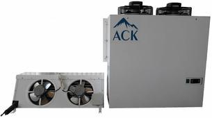 Сплит-система среднетемпературная АСК-Холод СС-32