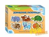 Step puzzle Игра детская комнатная Домашние любимцы (Малые)
