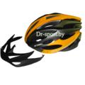 Вело шлем PW-933 orange L(58-60cm)