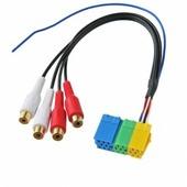 Intro ISO-003 - ISO разъем Mini RCA ( линейные выходы)