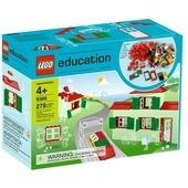 LEGO 9386 Окна, двери и черепица для крыши (от 4 лет)