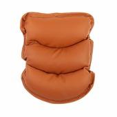 Подушка на сиденье CarBull для подклокотника, коричневая, коричневый