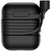 Чехол Baseus Silicone для Case for AirPods (черный)