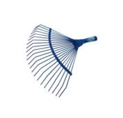 Грабли веерные проволочные без черенка ГВ-П, 46см, 22 зуба.