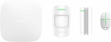 Ajax StarterKit Plus (белый)