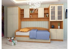 Набор мебели Егорка (ольха, ваниль)