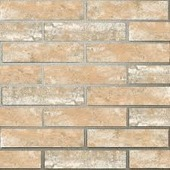 Golden Tile London: Brickstyle cream 25х6