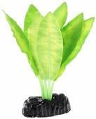 """Растение для аквариума Barbus """"Апоногетон натанс"""", шелковое, высота 10 см"""