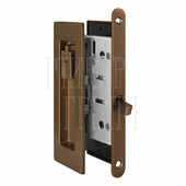 Набор для раздвижных дверей Armadillo SH011 URB коричневая бронза