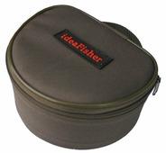 Чехол для 1-й катушки жесткий мини Размер 160x125x75 мм