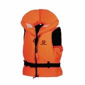 Спасательный жилет Marinepool Freedom ISO 100N оранжевый 90+ кг со вспененным полиэтиленом