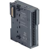 Дискретный модуль расширения тм3- 16 входов пруж клеммы Schneider Electric, TM3DI16G