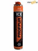 Пена монтажная профессиональная PROFPUR ICE ultra зимняя, 750 мл, шт