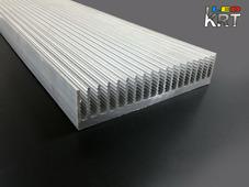 Радиаторный алюминиевый профиль 200х45мм