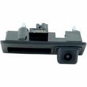 Камера заднего вида Intro Incar VDC-065 - Камера заднего вида VW Touareg 11+, B7, Tiguan 8+, Jetta 11+, Audi A4, A5, Q3, Q5(universal) в ручку