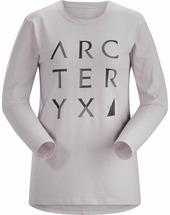 Футболка Arcteryx Cluster T-Shirt LS женская
