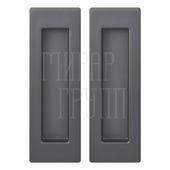 Ручка для раздвижных дверей Armadillo SH010 URB вороненый никель