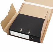 Почтовый короб UltraPack (320*290*35-80) с клейкой лентой. 25 шт
