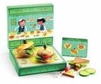 Игровой набор DJECO Сэндвичи от Эмиля и Олив
