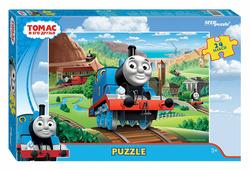 Step puzzle Мозаика puzzle maxi 24 Томас и его друзья (Галейн (Томас) Лимитед)
