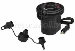 Электрический воздушный насос 12В Quick-Fill Pump Intex 66626