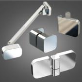 Комплект креплений для душевого уголка Ravak Brilliant BSDPS