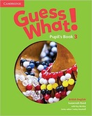 "Reed Susannah ""Guess What! Pupil's Book 3"""