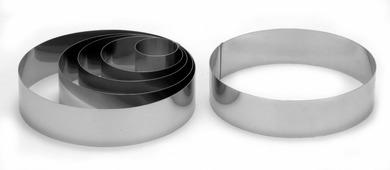 Кольцо для выпечки Metal Craft PW-I C 12
