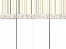 Панель ПВХ Vox Digital print Орхидея бежевая