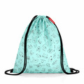 Мешок детский Mysac cats and dogs mint Reisenthel IC4062