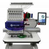 Промышленная вышивальная машина VELLES VE 27C-TS