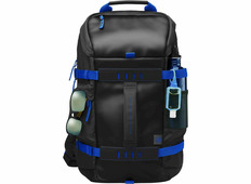 HP 15.6 Odyssey Sport Backpack blue/black рюкзак для ноутбука (Y5Y50AA)